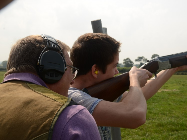 Shooting Instruction in Dorset with AA Shooting School